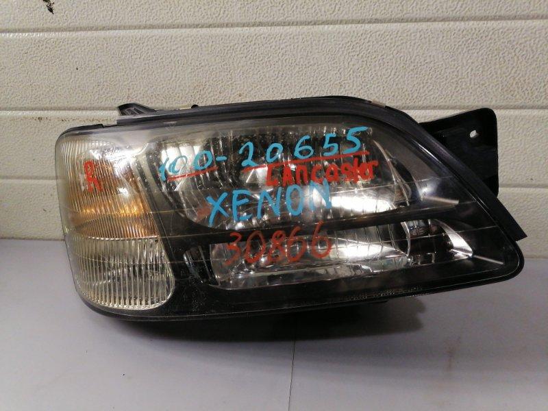 Фара Subaru Legacy BH5 правая