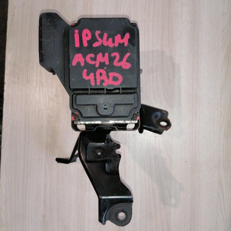 Блок abs Toyota Ipsum ACM21W 2AZFE