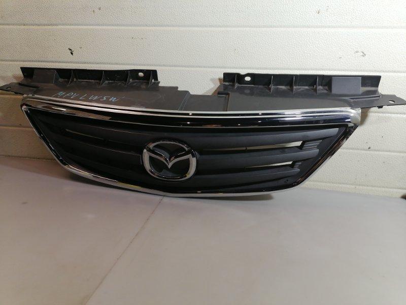 Решетка радиатора Mazda Mpv LW