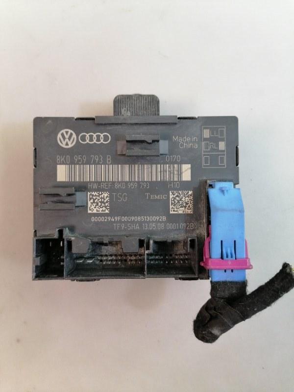 Блок электронный Audi A4