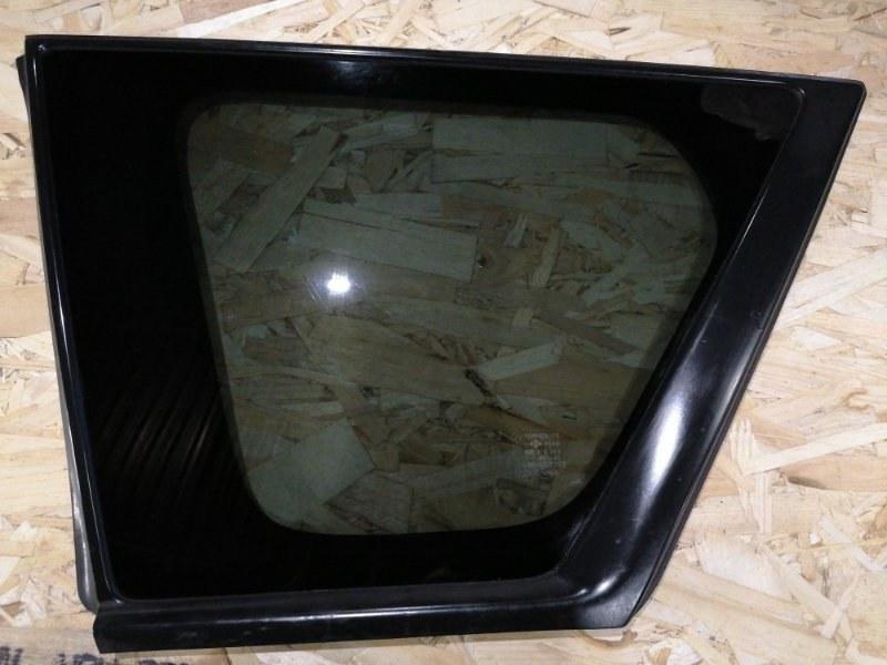 Стекло собачника Mitsubishi Outlander CW4W 4B12 2008 левое