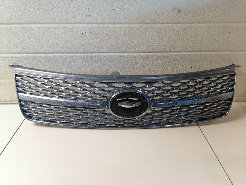 Решетка радиатора Toyota Corolla Fielder NZE141 1NZFE