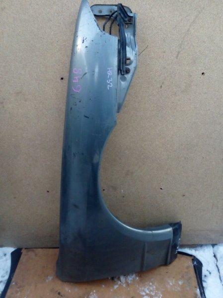 крыло NISSAN SKYLINE HR32 RB20E  передний правый