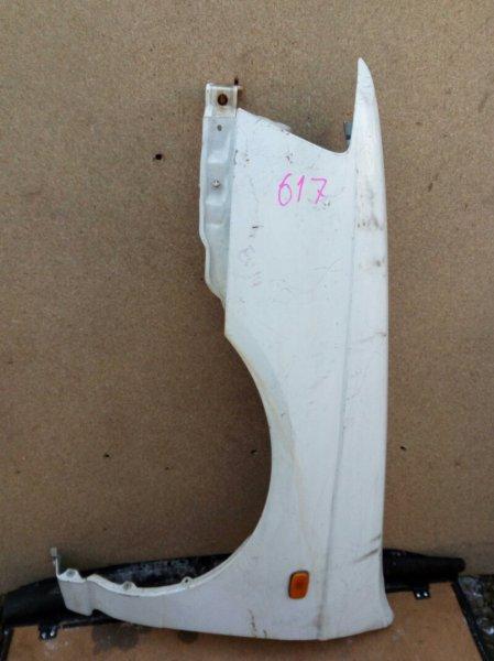 крыло NISSAN BLUEBIRD EU14 SR18DE 1996-2001 передний левый