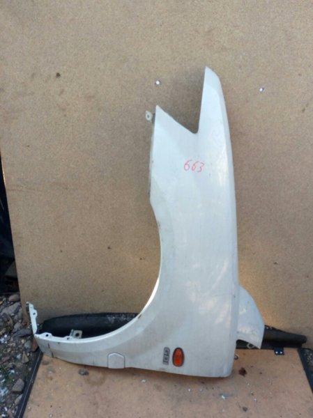 крыло MITSUBISHI CHARIOT GRANDIS N84W 4G64 1997-2003 передний левый