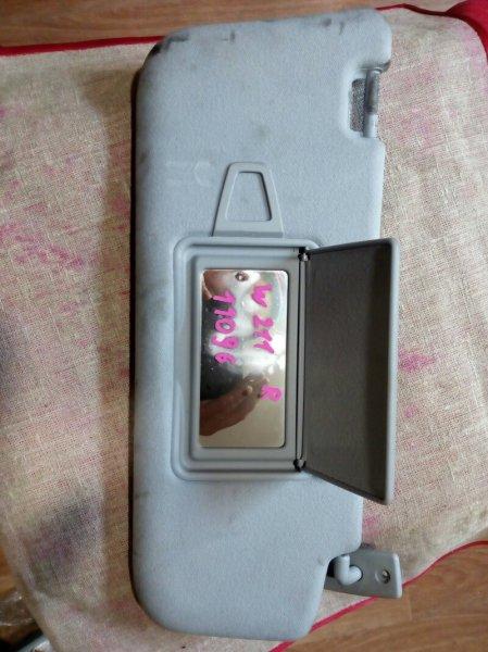 козырек солнцезащитный MERCEDES-BENZ E-CLASS W211 112.949 2002-2006 передний правый