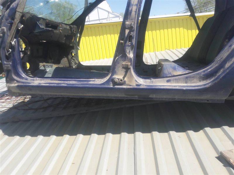 порог кузова RENAULT SYMBOL LB K7J 1999-2008  левый