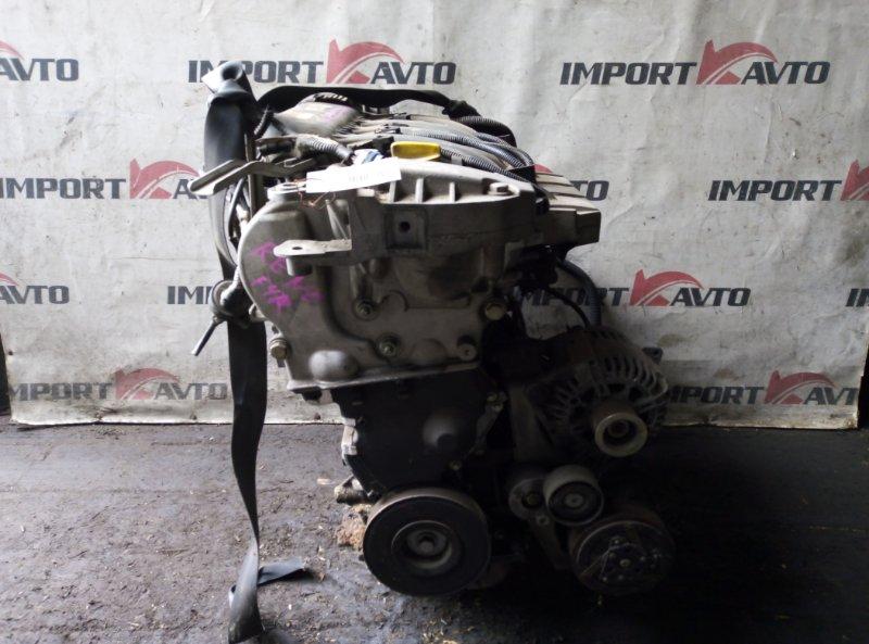 двигатель RENAULT MEGANE KM0U F4R 2006-2009