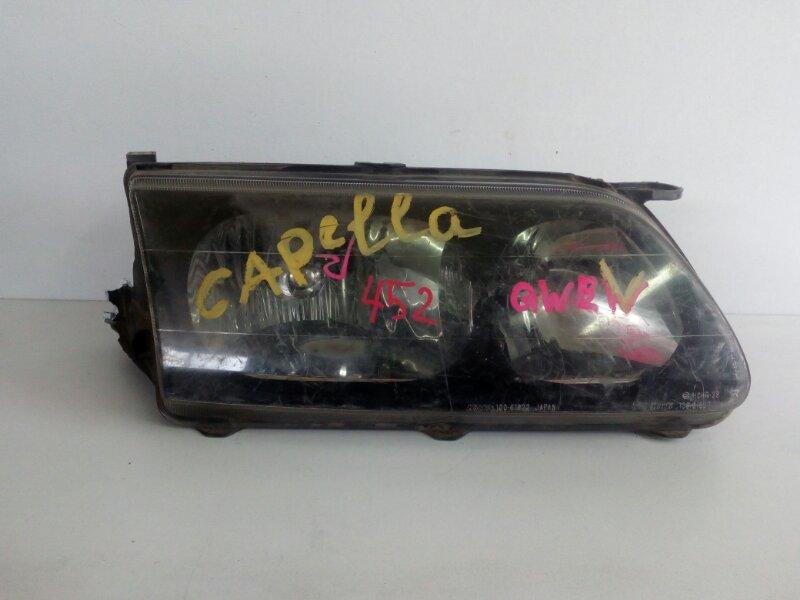 фара MAZDA CAPELLA GW8W FP-DE 1997-1999  правый