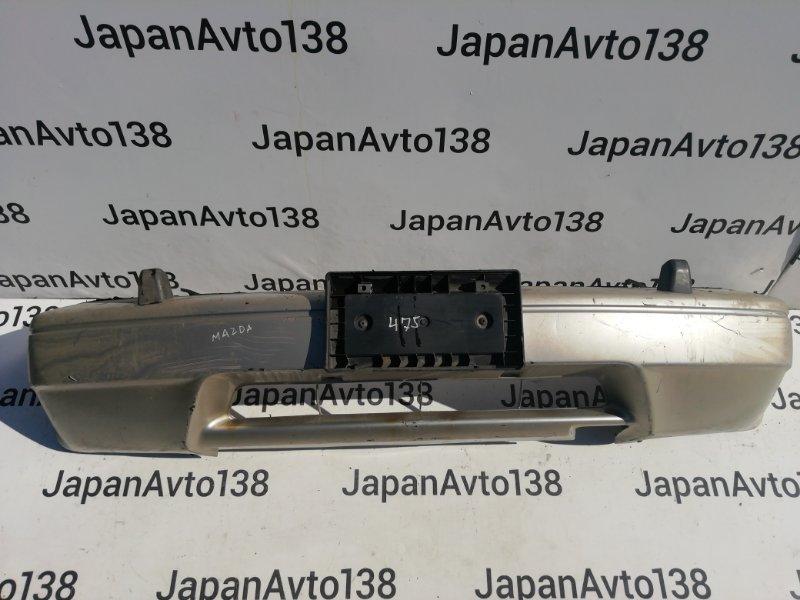 бампер MAZDA PROCEED LEVANTE TJ31W RF 1995-1999 передний