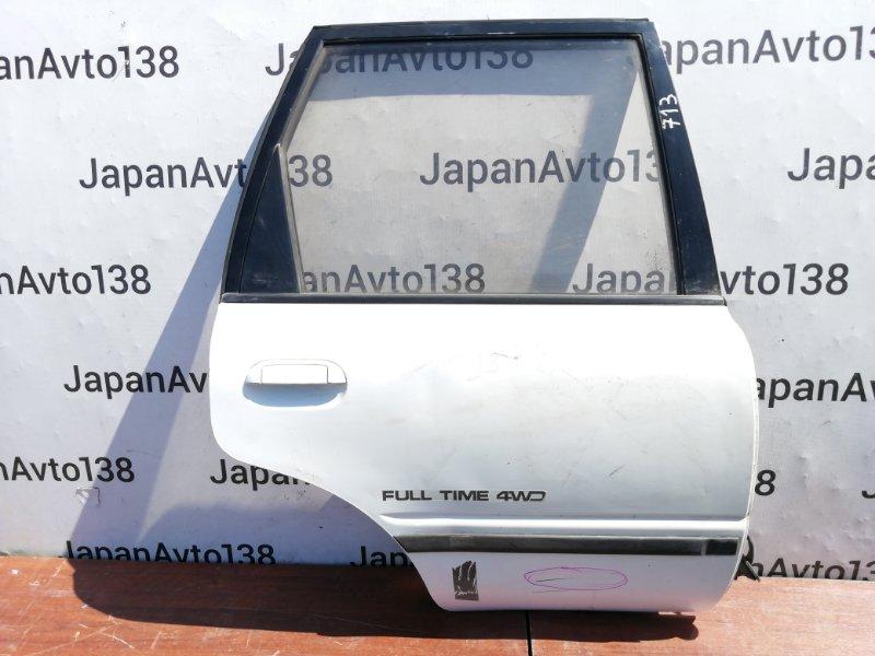 дверь NISSAN AD VFY10 GA15DE 1990-1999 задний правый