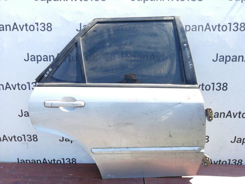 дверь HONDA ACCORD CF6 F23A 1997-2002 задний правый