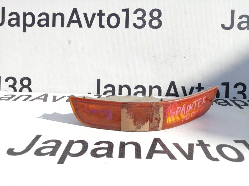 поворотник TOYOTA SPRINTER AE100 5A-FE 1991-1993  левый