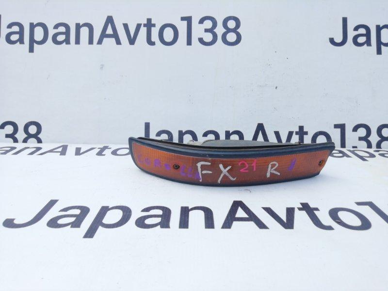 поворотник TOYOTA COROLLA FX AE101 4A-FE 1992-1995  правый
