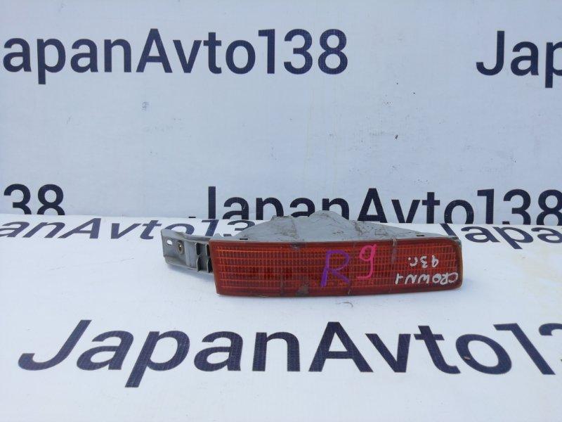 поворотник TOYOTA CROWN JZS141 1JZ-GE 1991-1995  правый