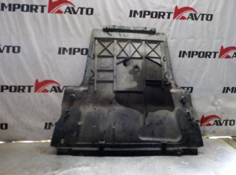 защита двигателя RENAULT MEGANE KM0U F4R 2006-2009 передний