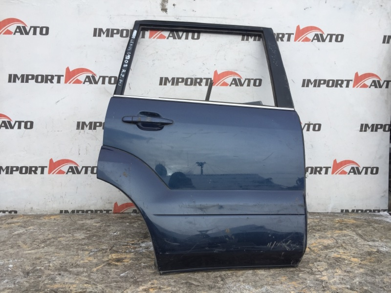дверь LEXUS GX470 UZJ120 2UZ-FE 2002-2009 задний правый