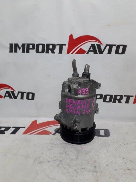 компрессор кондиционера RENAULT MEGANE KM0U F4R 770 2002-2005