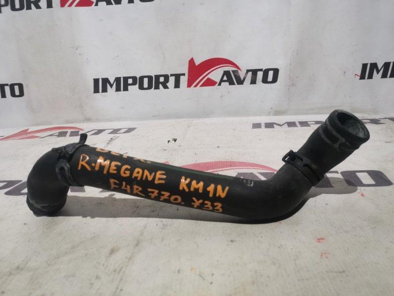 патрубок радиатора RENAULT MEGANE KM0U F4R 770 2002-2005