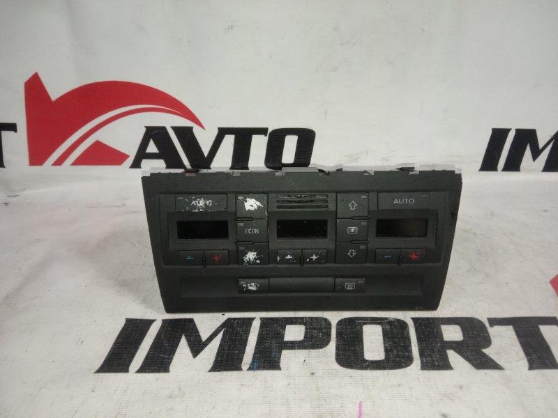 блок управления климат-контролем AUDI A4 8EC (B6) AMB 2000-2004