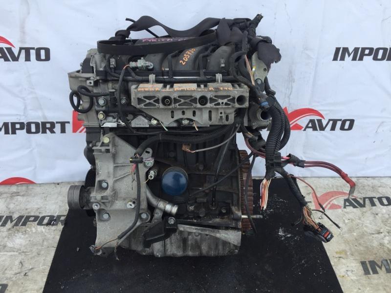 двигатель RENAULT MEGANE KM0U F4R 770 2002-2005