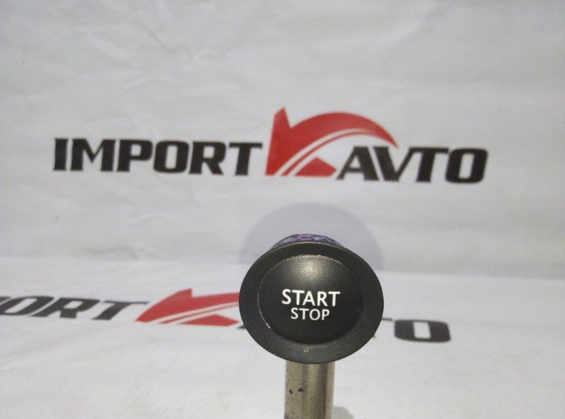 кнопка старт RENAULT MEGANE KM0U F4R 770 2002-2005