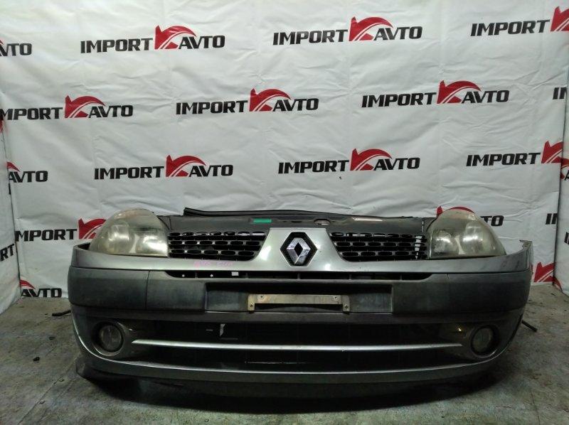 ноускат RENAULT CLIO BB0P K4J 711 2001-2012