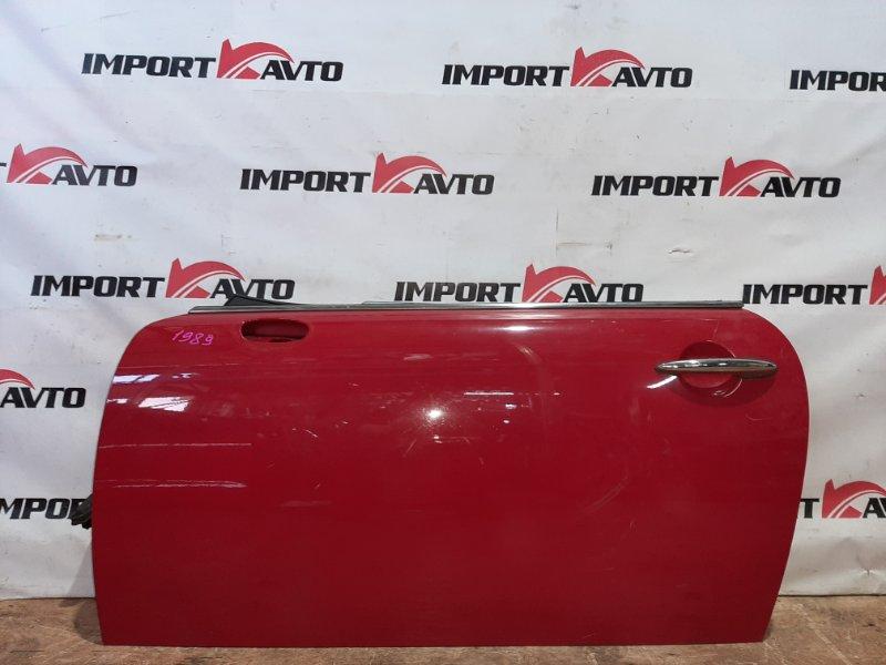 дверь MINI HATCH R50 W10B16 2001-2006 передний левый