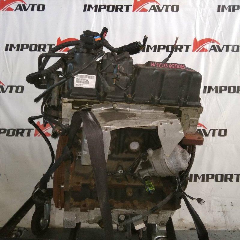 двигатель MINI HATCH R50 W10B16 2001-2006