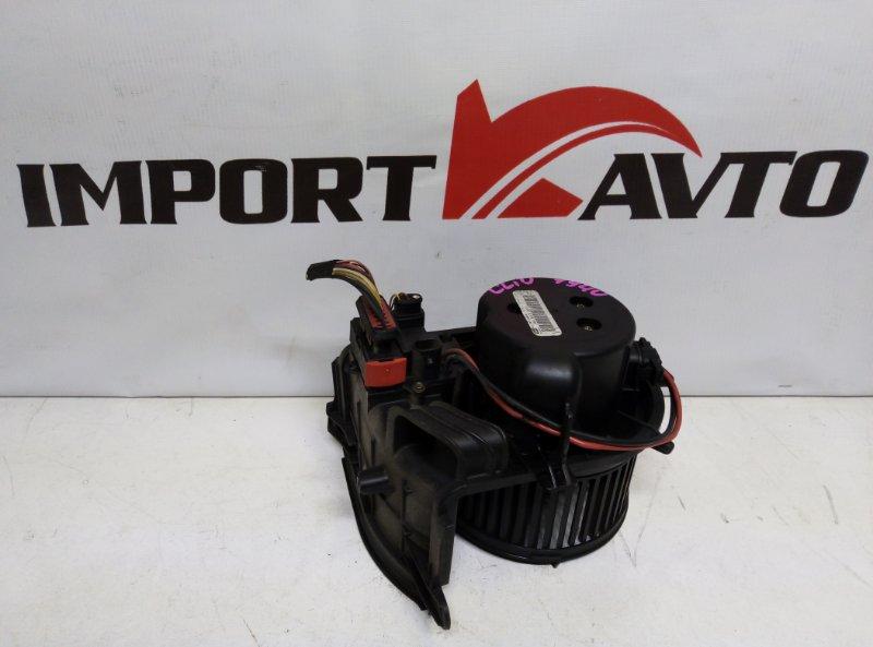 мотор печки RENAULT CLIO BB0P K4J 711 2001-2012