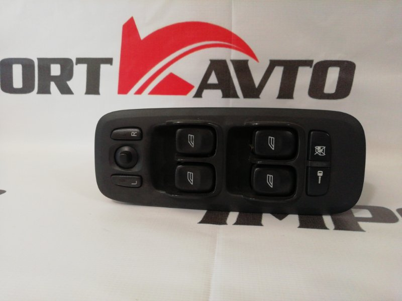 блок управления стеклоподъемниками VOLVO XC90 C_98 B6324S 2006-2014 передний правый