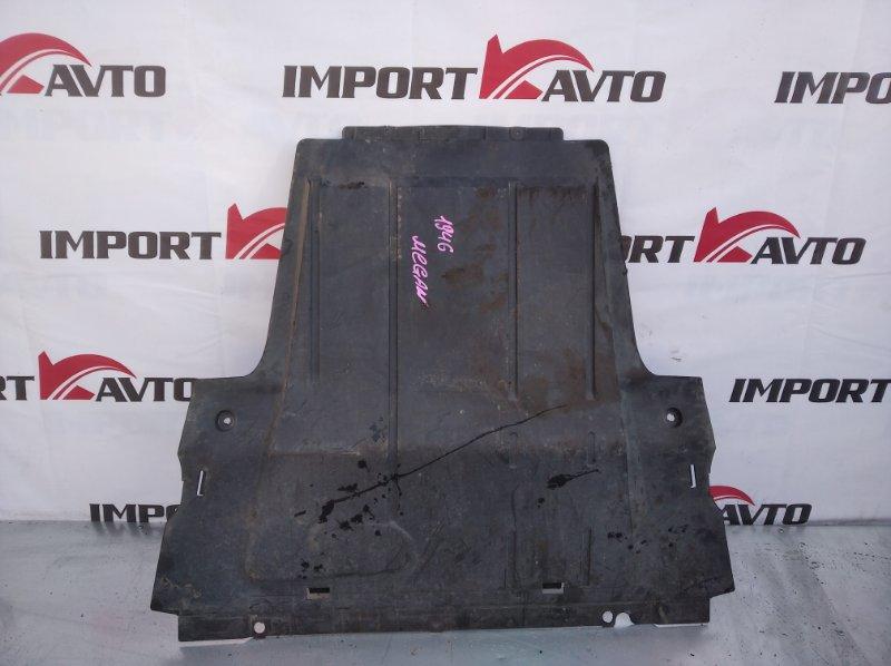 защита двигателя RENAULT MEGANE BM K4M 2002-2005