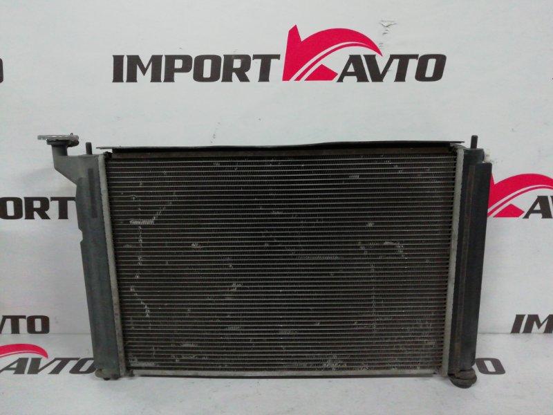 радиатор основной TOYOTA CALDINA ZZT241 1ZZ-FE 2002-2007