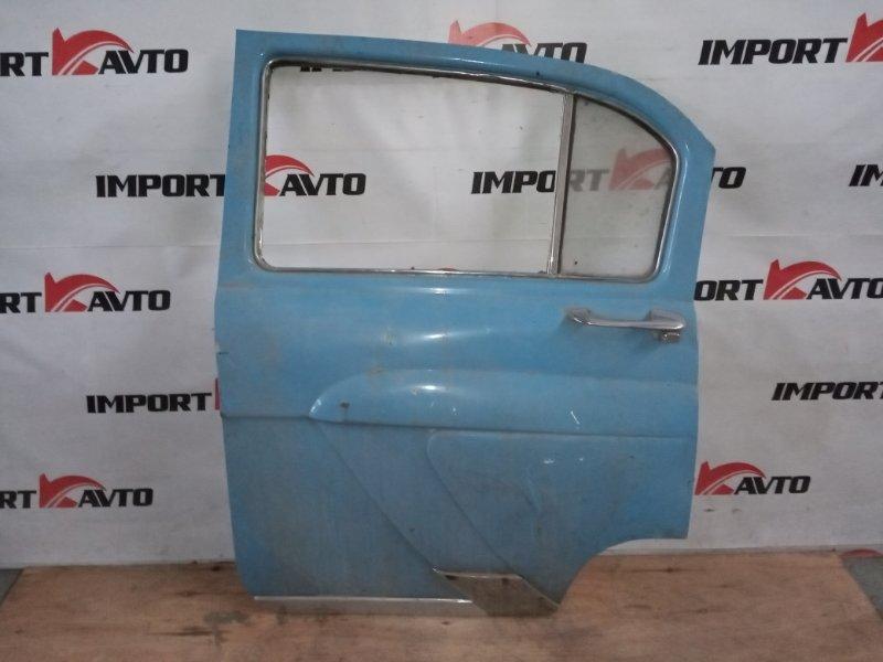 дверь ГАЗ 21 ВОЛГА   1956-1970 задний левый