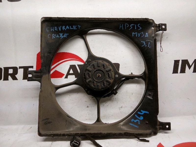 диффузор радиатора CHEVROLET CRUSE HR81S