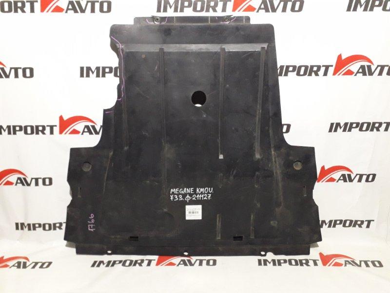 защита двигателя RENAULT MEGANE KM0U F4R 770 2002-2005 передний
