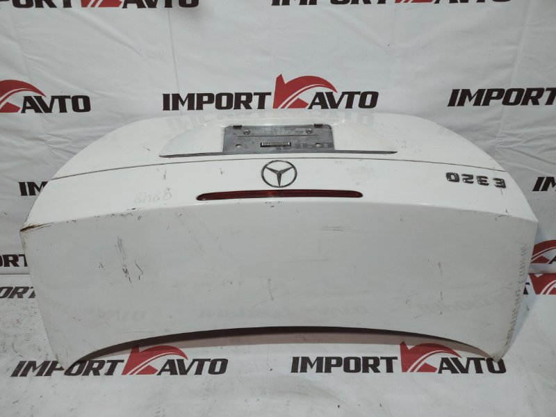 крышка багажника MERCEDES-BENZ E-CLASS  112.941 2002-2006