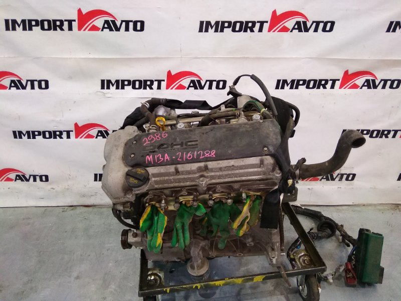 двигатель CHEVROLET MW ME34S M13A 2003-2010