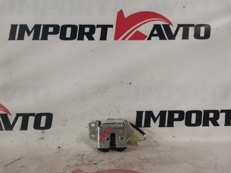 замок багажника CHEVROLET MW ME34S M13A 2003-2010
