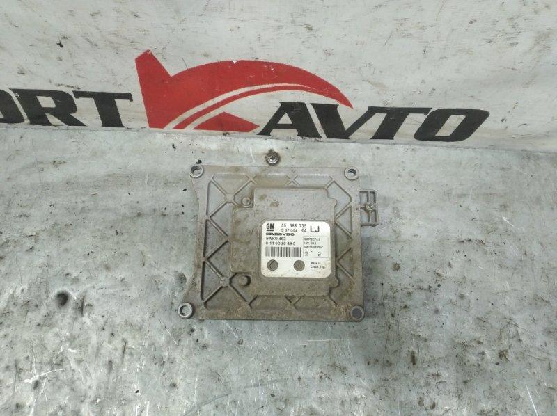 блок управления двигателя OPEL ASTRA GTC L08 Z16XER 2004-2011