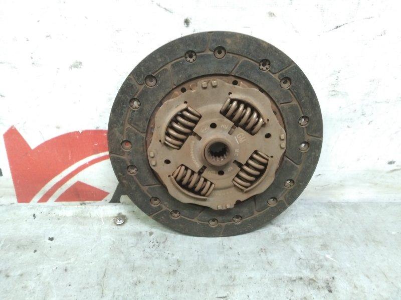 диск сцепления OPEL ASTRA GTC L08 Z16XER 2004-2011