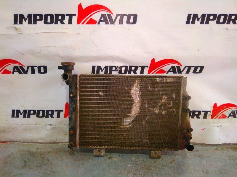 радиатор основной LADA 2107