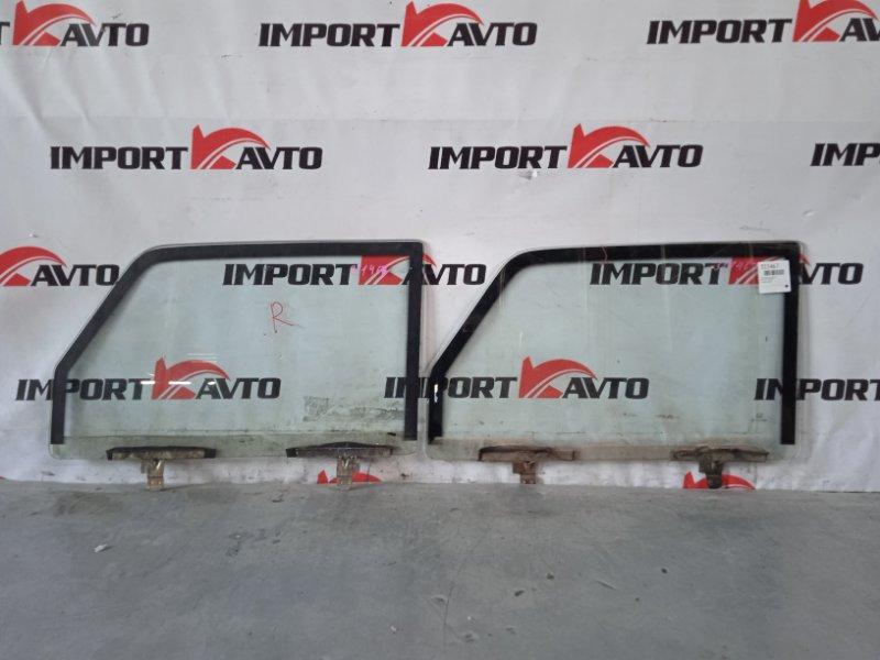 стекло двери LADA 2107    передний