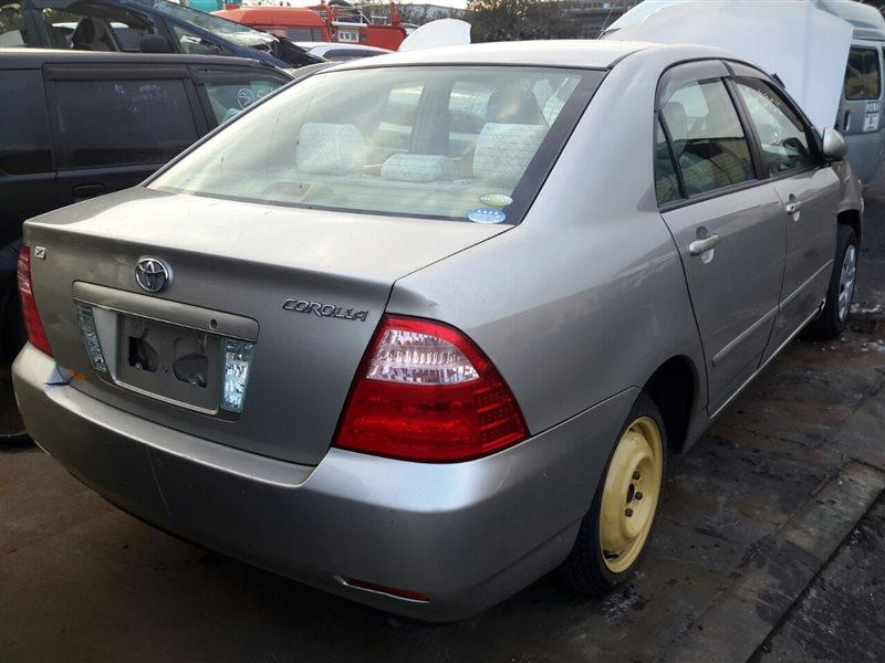 Автомобиль TOYOTA COROLLA NZE121 1NZ-FE 2004-2006 в разбор