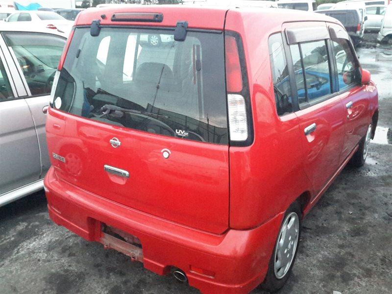 Автомобиль NISSAN CUBE Z10 CG13DE 1998-2000 в разбор