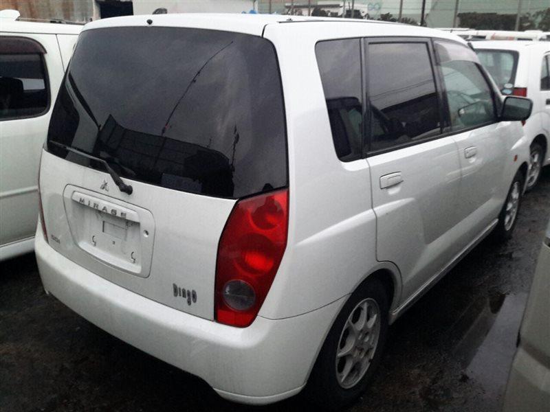 Автомобиль MITSUBISHI MIRAGE DINGO CQ2A 4G15-GDI 1998-2001 в разбор