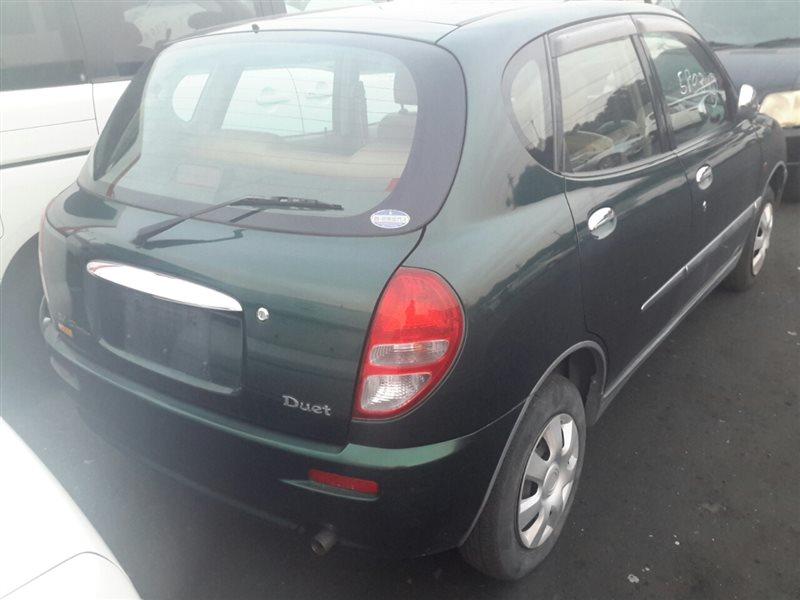 Автомобиль TOYOTA DUET M100A EJ-VE 2000-2001 в разбор
