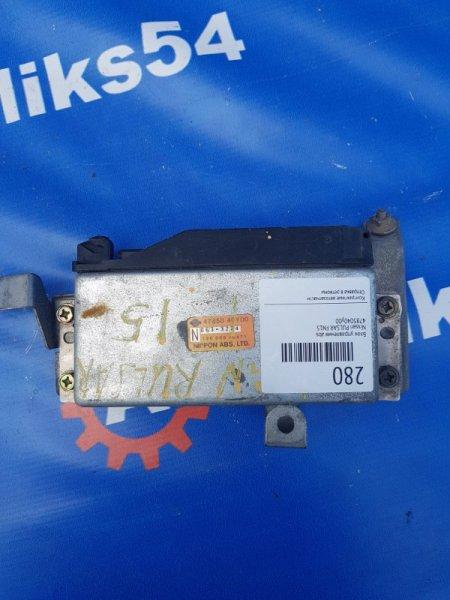 Блок управления abs Nissan Pulsar FN15