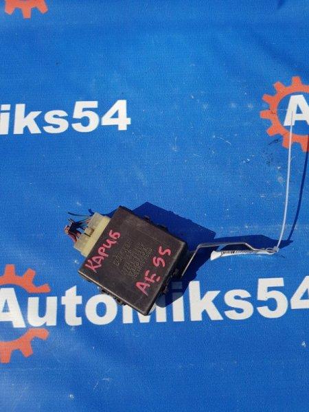 Блок управления дверьми Toyota Sprinter Carib AE95 1991