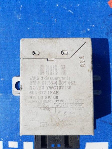 Электронный блок Bmw X5 E53